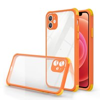 Phone Cases For LG K22 K61 K42 Bare Metal Feel Transparent Cover