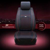 Autositzbezüge Kissen Universal Lavida Excelle Yinglang Sagitar H6 Full Packung Limousine PU Leder Adjuierable Autos Innenzubehör