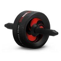 AB Roller Exercício Fitness Roda Músculo Treinamento Duplo-rodas Aparelhos Press Rolo Rolo Abdominal Gym Equipamento