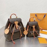Lüks tasarımcılar çanta moda sırt çantası kadın sırt çantaları güzel okul çantası çanta yüksek miktar ürün mektubu baskı zzl2105191