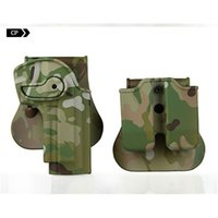 Holster tactique d'arme pour M92 M95 Holster Airsoft Hunting Hunting à Camouflage Camo