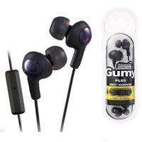 거울기 ha fr6 거미 이어폰 헤드폰 이어폰 3.5mm 미니 이어폰 HA-FR6 플러스 스마트 안드로이드 전화 및 소매 패키지 용 마이크
