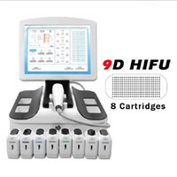 Portable slimming 3d hifu face-lifting machine ex-factory price, the best quality firming, 8 boxes