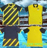 Jogador Versão 2021 Malásia National Team Soccer Jersey 21 22 Home Amine Away Black Safawi Rasid Talaha Norshahrul Ldlan Football Shirt