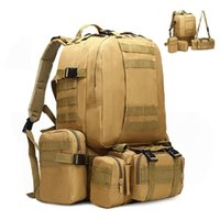 HiKing Tactical Backpacks, Molle Outdoor Sport Army Rucksack...