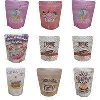7 Gram Runtz Smell Proof Resealable Bag Jokes Up Mylar Bags 3.5 Gelato Packaging Ice Cream Cake Gorilla Glue 3.5g 7g jllUih