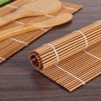 Sushi Faire des outils Bamboo Sushi Kit comprenant 2 tapis roulants 1 paddle 1 épandeur 5 paires de baguettes ZZC9546