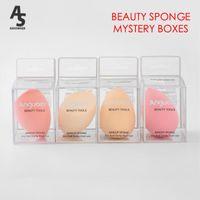 Sponges, Applicators & Cotton 1pcs Makeup Sponge Foundation Cosmetic Puff Water Blender Blending Powder Smooth Make Up Mystery Boxes