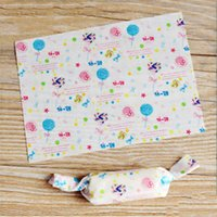 Gift Wrap AQ 500pcs lot Colored Lollipop Sweet Handmade Candy Nougat Wrapping Paper Cute Love Sugar Soft Twisting Wax