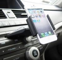 Mobiltelefonhalterung Inhaber Drehauto-CD-Player-Wiege-Ständer für vivo IQOO S1 V9 V11 Y83 x27 PRO Y95 Y91 Y93 Y97 Z3X Y17 Y89 X21S NEX S A