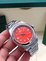 WU -2021 Montre de Luxe Reloj para hombre Mecánico automático Mecánico 36/41mm 316L Sapphire Sapphire Super Bright Women's Shrwatch