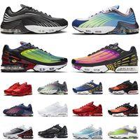Nike Air Max Plus 2 3 Men Women Running Shoes Plus TN 2 3 II III Tuned Deep Royal Blue Black Reflect Rnner Trainers 스포츠 스니커즈 크기 36-45