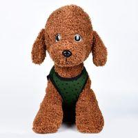 Cute Pet Clothes Soft Dogs Vest Summer And Autumn Star Pattern Comfortable Dog Cat Clothing shirt pechera para perro 2MQN 011C
