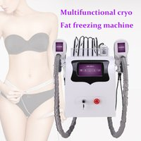 cryolipolysis fat freezing slim machine Vacuum cryotherapy device cool treatment Lose weight safety cavitation rf for body Shape