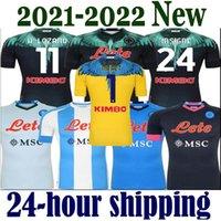 20 21 Naples Camiseta de fútbol de Napoli Camiseta de fútbol de Nápoles 2020 2021 KOULIBALY camiseta de fútbol Camisetas de INSIGNE MILIK H.LOZANO MERTENS HOMBRES NIÑOS