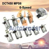 Novo Kit de solenóide de transmissão de caixa de engrenagem DCT450 MPS6 para Dodge Ford Volvo 2008-On