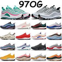 Lx backback futuro 97s zapatillas para correr hombres mujeres diario juego Royal Pedftd negro fresco gris blanco Sur Beach Silver Bullet Mens Sneakers