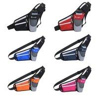 Outdoor Bags Running Waist Sports Belt Pouch Men Women Gym Fitness Pack Purse Mobile Phone Pocket Waterproof Bag