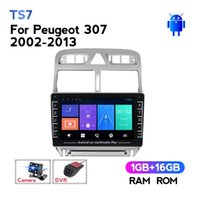 HD1280*720 Android Car DVD Player For 307 307CC 307SW 2002-2013 Radio GPS Navigation CarPlay RDS IPS 2DIN