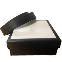 Designer Belts Womens Belt Women Design Fashion Belts Mens Designer with Box Original Double 9 Belt Big Gold Buckle