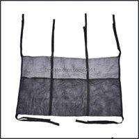 Storage Housekee Organization Home & Gardenstorage Bags Trampoline Fitness Bag Mesh Toy Shoe Pool Atv Net Drop Delivery 2021 Znmcp