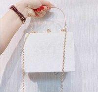 HBP Female Luxury Rhinestones Pearl Bag Chain Shoulder Crossbody Formal Dress Evening Party Clutch Bags Women 00312BQ12BQ
