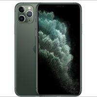 "Originele iPhone 11 PRO / PRO MAX drievoudige achtercamera 5.8 / 6.5 ""AMOLED DISPLAY A13 IOS Smartphone A2160 / A2161 / A2217 / A2220 4G LTE"
