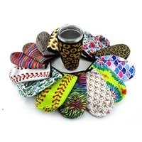 30oz Coffee Cups Sleeves Pouch Neoprene Insulated Bottle With Carrying Handle Cover Bags Beer Beverages Mug Cup Sleeve Drinkware DWF10308
