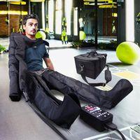 VAMS Recovery Air Compression Full Package Boot Braccio in vita Pompa Duffel Sequentiage Massager System Massaggiatore elettrico