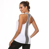Yoga Outfits 2021 Women Shirts Tank Top Gym Sports Running Athletic Active Stretch Workout Vest Quick Drying Clothes