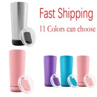11 colori 18oz altoparlante wireless tazzina in acciaio inox tazze di musica termica in acciaio inossidabile bottiglia d'acqua a sublimazione portatile con altoparlanti