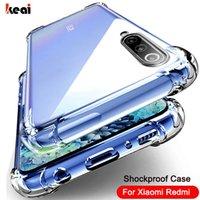Shockproof Case For Xiaomi mi 10 11 9 9T Pro 8 SE Poco X3 NFC M3 A2 A3 Lite Redmi Note 9s 10s 8 8T 7 6 10 Pro Max 8A Back Cover