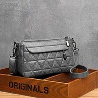 Pu women's 2021 South Korean small square bag street fashion One Shoulder Messenger BagAZ4K
