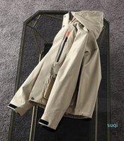 2021 fashion design men women jackets spring and autumn casual windbreaker hoodie zipper hooded jacket street hip hop men's 33020