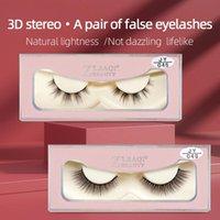 False Eyelashes 1 Pair Lashes Fluffy Soft Wispy Volume Faux Mink 3D 5D 8D High Dense Dramatic Eye Makeup