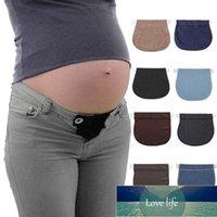 1 stks zwangere riem zwangerschap ondersteuning moederschap zwangerschap tailleband riem elastische taille extender pants kleding accessoires