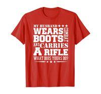 Армия жена мой муж носит ботинки футболку