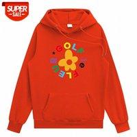 [Hoodie]Xiaohua GOLF wang Tyler the creator hip hop men's and women's hooded sweater #Fc6j