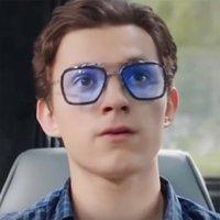 نظارات شمسية Vivibee 2021 ساحة الرجال إديث توني ستارك الفضة الإطار المعادن الأزرق عدسة نظارات أزياء المرأة steampunk نظارات