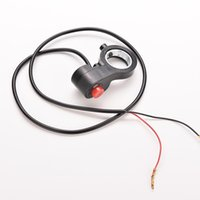 Handlebars 0.7m Cable 7 8'' Universal Motorcycle Handlebar Switch ATV Horn Starter Kill Button E-Bike Motor Single 1PC