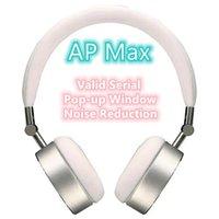 AP MAX H1 سماعات TWS سماعات بلوتوث لاسلكية تخفيض الضوضاء وضع الشفافية مكانية الصوت المنبثقة نافذة إعادة تسمية Smart Sensor VS W1 Air2 Air3 Gen2 Gen3 Pro