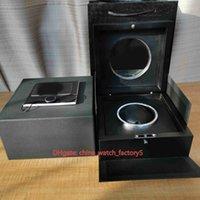 Eccellente hub hub di alta qualità orologi box originali carta carta trasparente in legno di vetro scatola regalo borse per king power hub4100 2892 orologio da polso