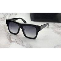 선글라스 크리에이터 블랙 그레이 그라디언트 렌즈 유니섹스 Sonnenbrille des Soleil 남자 Gafas de sol Mens Sunglassess 브랜드 판매