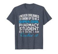 Presente engraçado do estudante de farmácia super legal camiseta