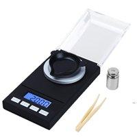 Mini Taşınabilir Cep Ölçeği LCD Takı Hassas Digitaller Mutfak Elektronik Dijital Terazi EWC7662