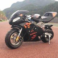 Meubles de camp 2021 Toutes Pasai Petite Moto Sports Starter Electric Starter 49cc mini essence