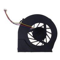 Ventilateur de refroidissement Ordinateur portable CPU refroidisseur 4 broches Remplacement de l'ordinateur 5V 0.5A pour Pavilion G4-2000 G6-2000 G6-2100 G6-2200 G7-2000 H58A FANCIN COOLIN CO