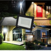 Outdoor Wall Lamps 20W 30W 50W 100W 150W Waterproof IP66 LED Flood Light Floodlight Landscape Lamp Square Garden Spot
