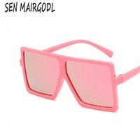 النظارات الشمسية ساحة أطفال بنين أزياء العلامة التجارية الطفل نظارات الشمس المضادة للأشعة فوق البنفسجية الطفل تظليل الفتيات النظارات الشمسية uv400 oculos دي سول