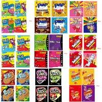Candy Gummy 500mg Empty Edibles Packaging Bag Jacks Joes Jolly Rancher Widberry Minis Red Rageous Tropical Typhoon Green Swedish Bett jllfPl